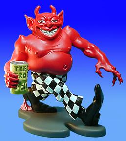 the Checkered Demon