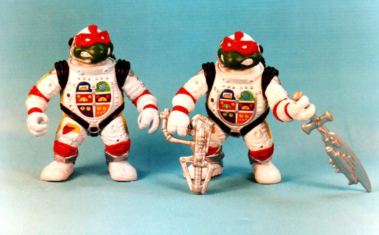 Astronaut Turtles - Turtles in Space