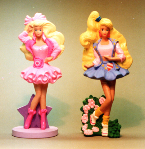 Barbie Happy Meal first or second year McDonalds