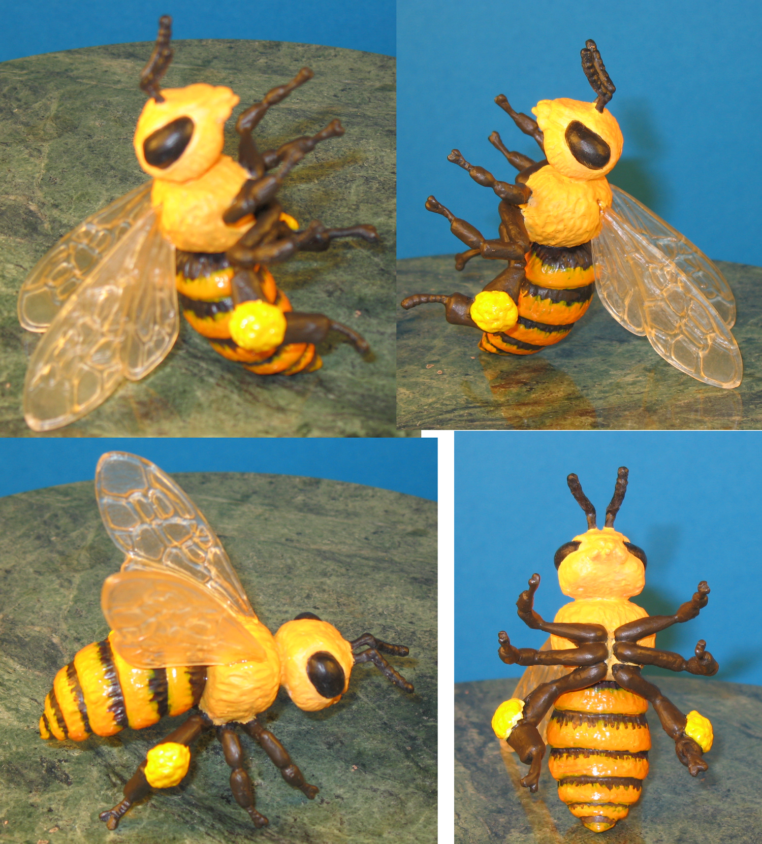 Honey Bee for Insect Lore - vinyl figure