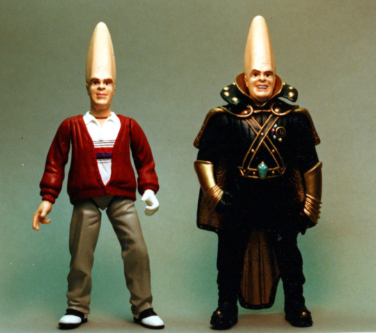 Playmates Coneheads