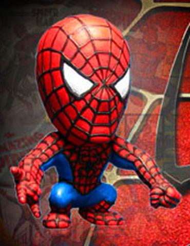 Big Head Spiderman