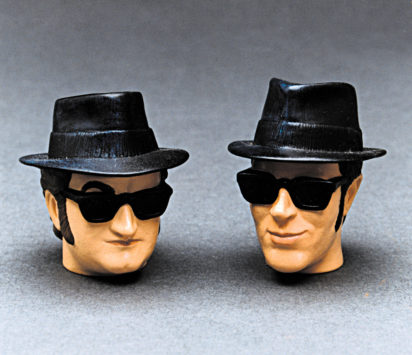 Jake and Elwood Blues from Chicago