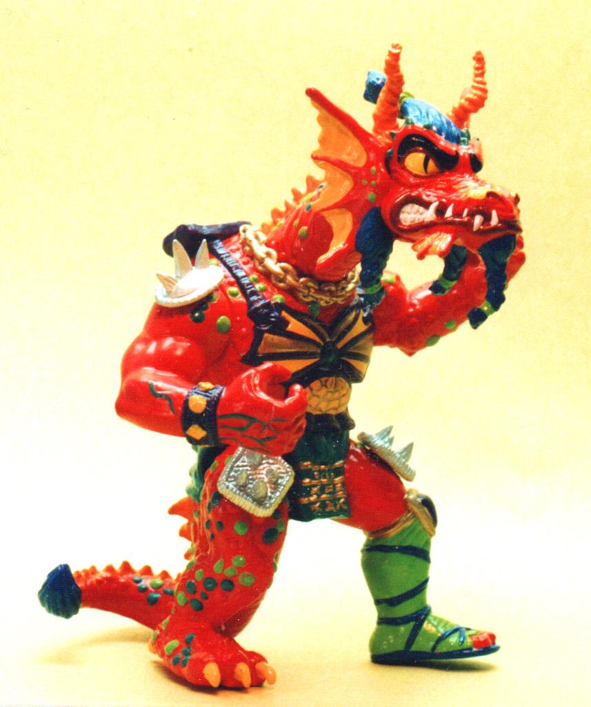 turtles dragon - decomaster