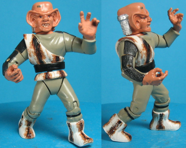 Ferengi Star Trek Figure Playmates toys