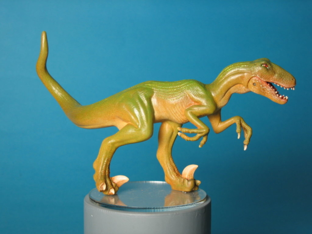 Dino from King Kong Playmates toys