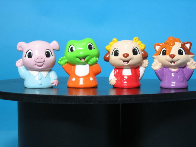Leap Frog Toys little animals