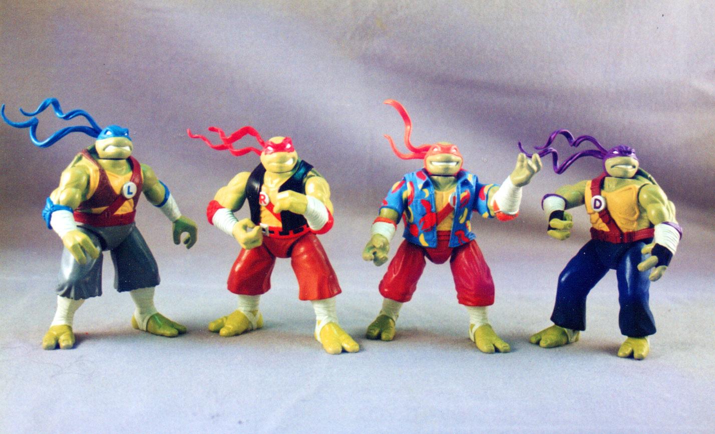 MC Hammer Turtles - Turtles in Gee