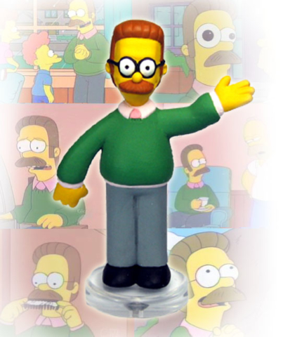 KIds Meal Simpsons Ned Flanders