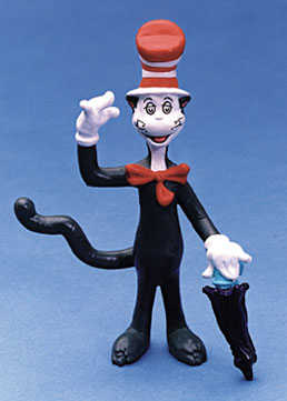 Happy Meal proposal - never produced Cat in the Hat