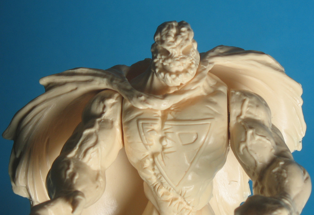 scary close up Prime Evil Ultraverse for Galoob toys