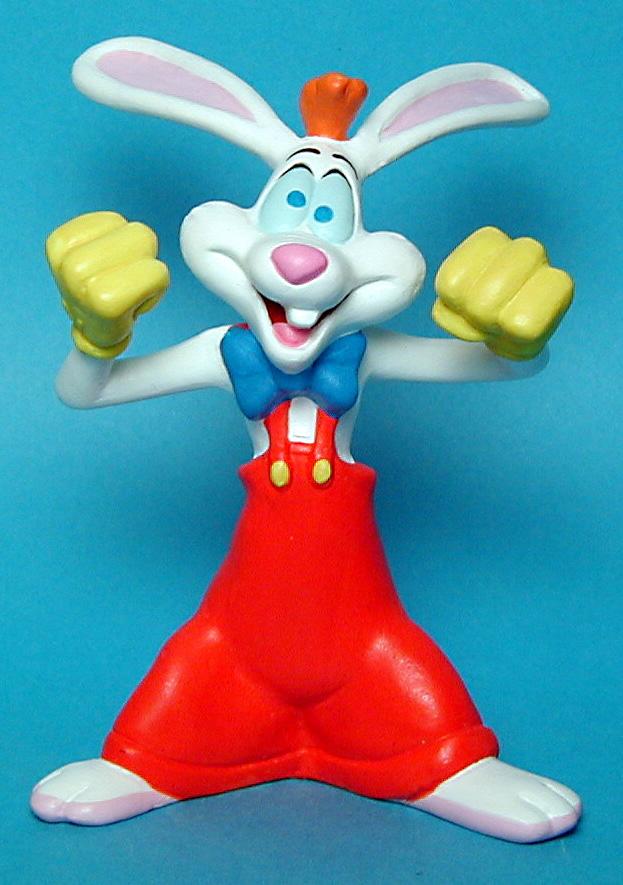 McDonald's Happy Meal Roger Rabbit 100 years of Disney vinyl figure