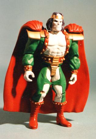 Ultraverse Bad Guy - Galoob toys