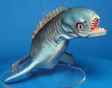 Water Beast from King Kong finger puppet