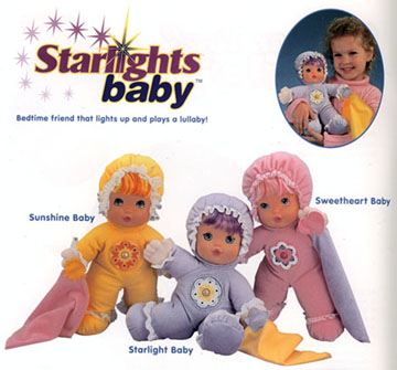 Starlights Baby for Galoob