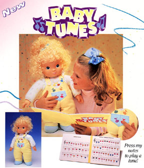 Baby Tunes for Galoob