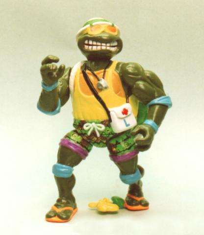 beach turtle tmnt