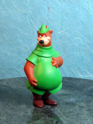 From Disney's Robin Hood and McDonalds Happy Meals