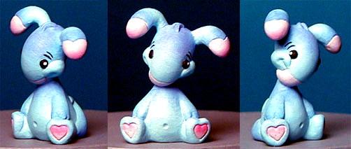 Neopet named Blume for Tiger Hasbro