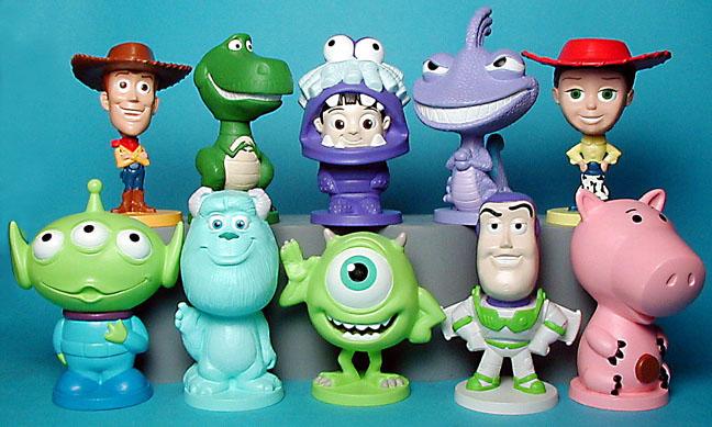 Toy Story Bobble Heads Premium