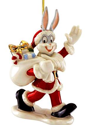 bugs bunny ceramic ornament - Lenox