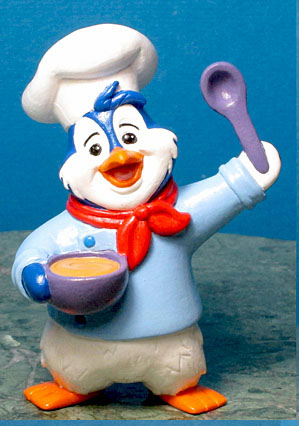 chef for Cubby Caboose