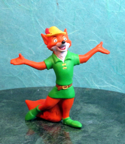 From Disney's Robin Hood and Mcdonald's Happy Meal