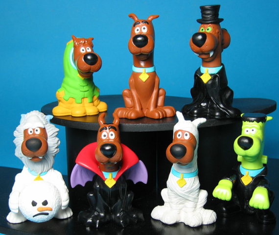 Scooby Do Toys for Halloween