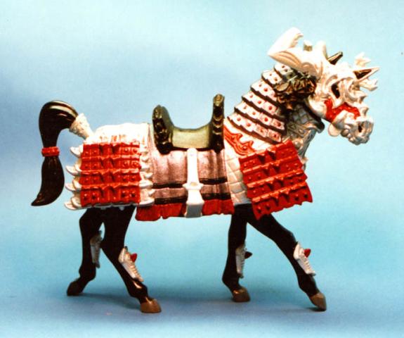TMNT Movie Horse