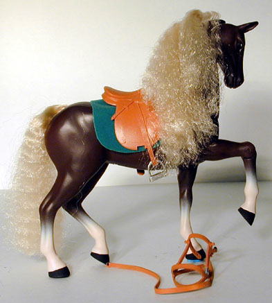 Lanard Brown Pony
