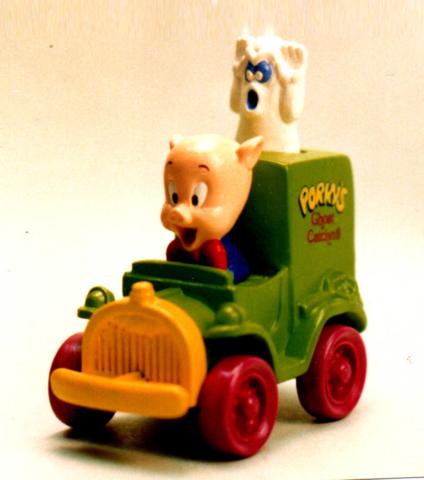 porky halloween happy meal - who you gunna call?
