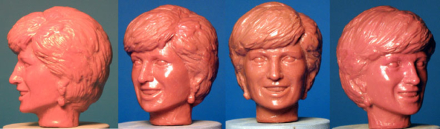 princess Diana Wax