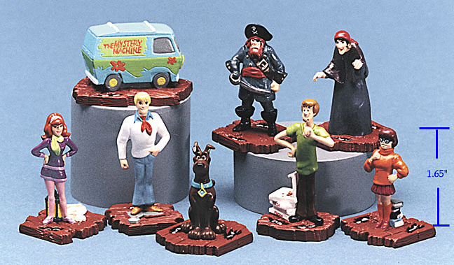 Very small Scooby Do gang