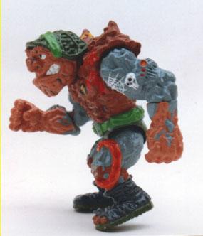 turtles General Tragg - the rock man
