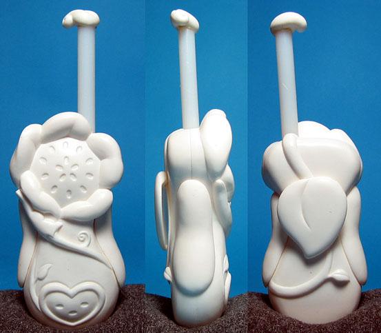 Fairy Walkie Talkie for Cranium - pattern set