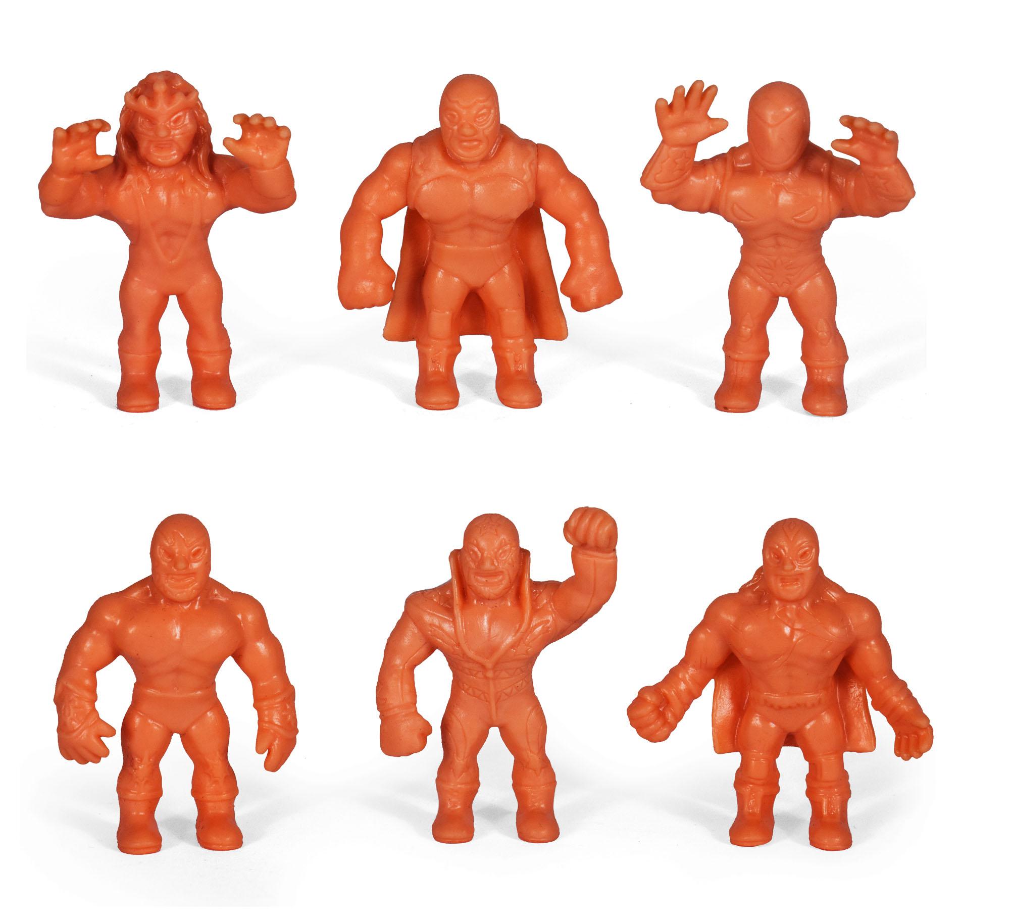 Super 7 Wrestlers - Luchadores