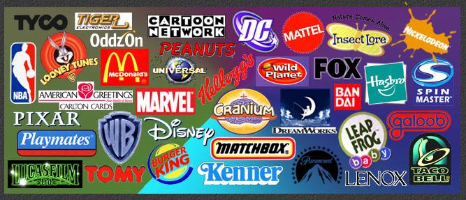 client logos   -   only a few