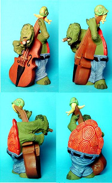 Baseman for the Big Band Jazz Allstars