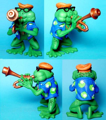 DIZZ- trumpets for the Big Band Jazz Allstars