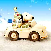 Snoopy Car