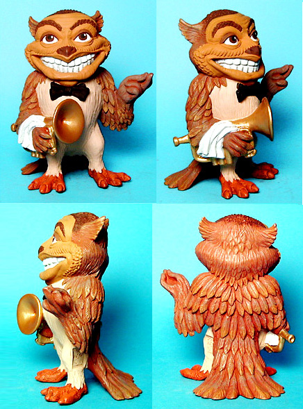 Whooie  for the Big Band Jazz Allstars